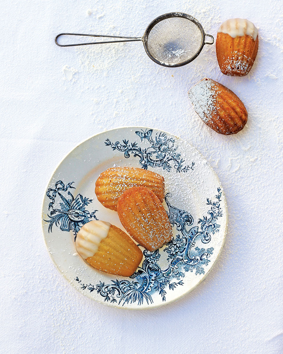 Classic French Madeleines - Lizet Hartley Food Styling & Photography