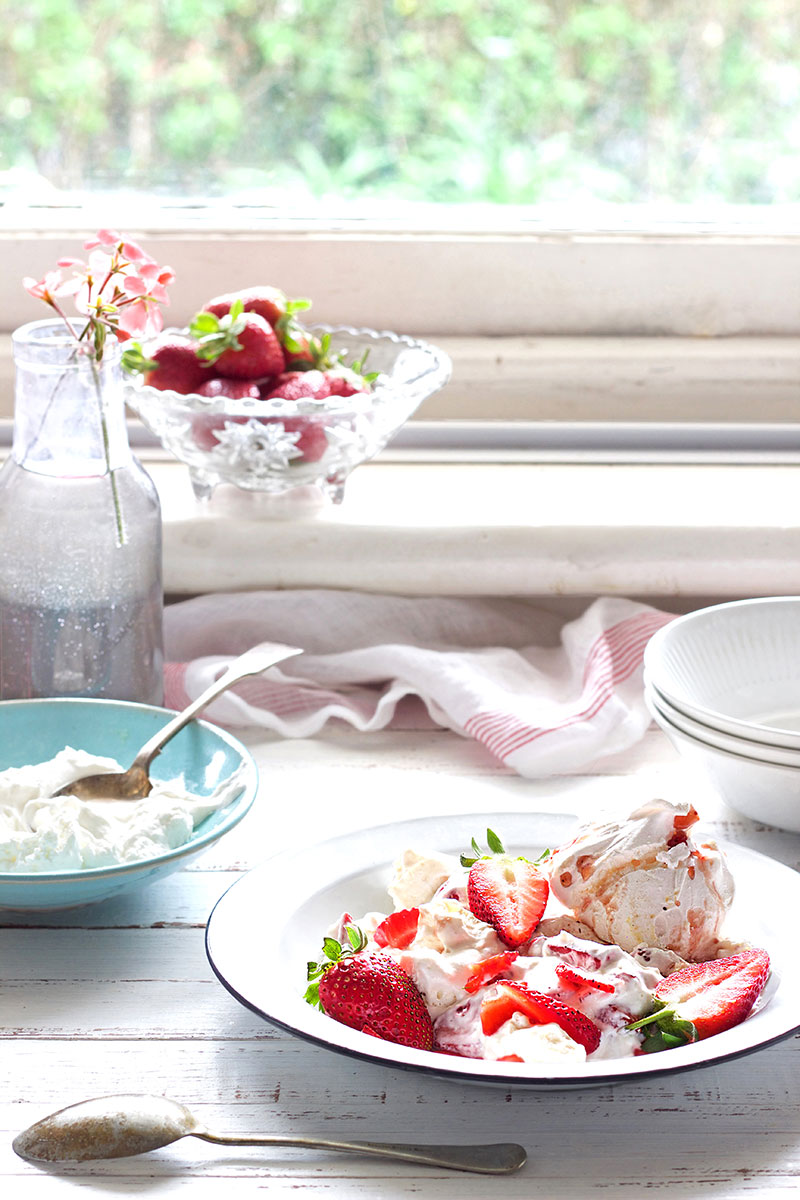 Eton Mess - Lizet Hartley Food Styling & Photography
