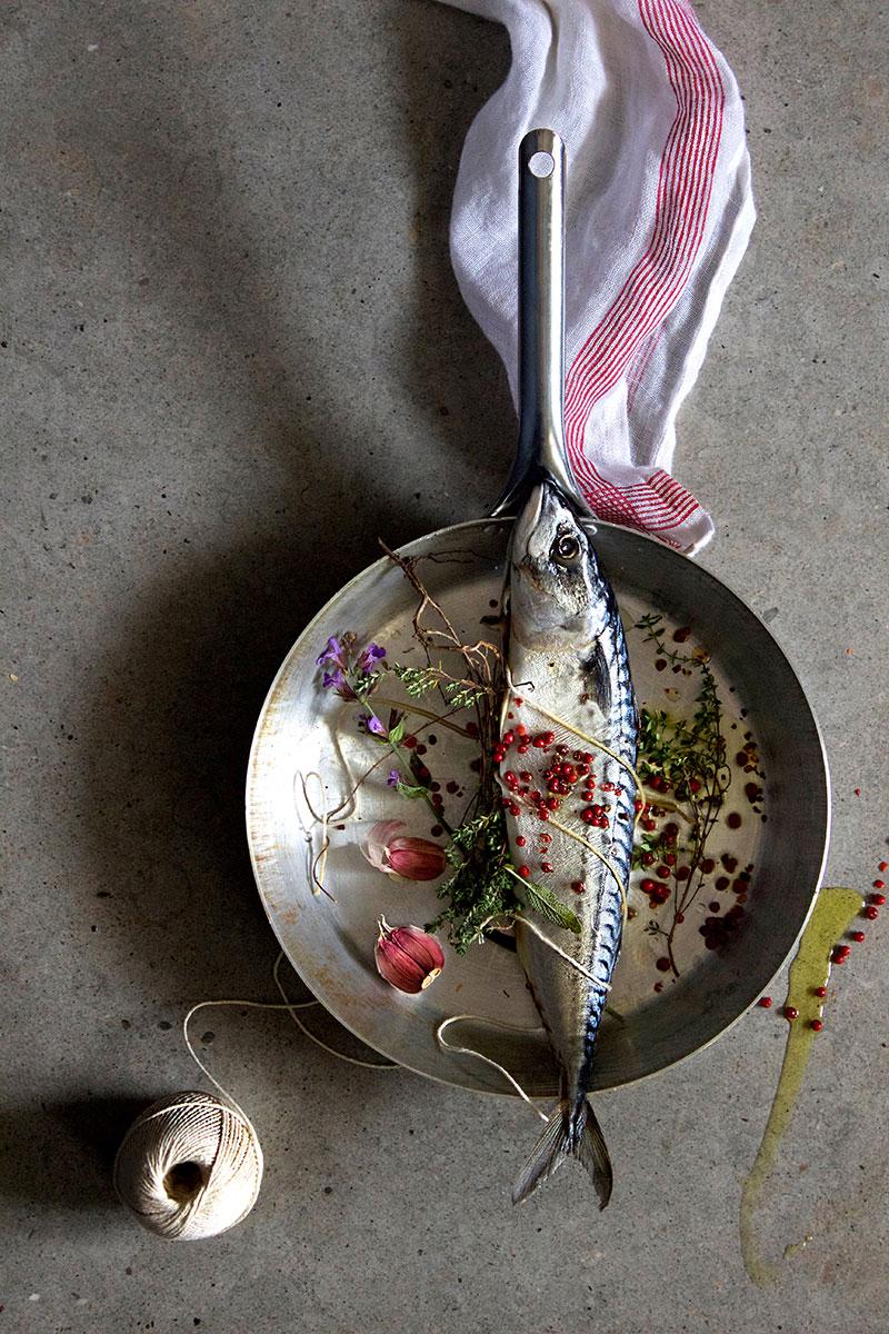 Mackerel - Lizet Hartley Food Styling & Photography