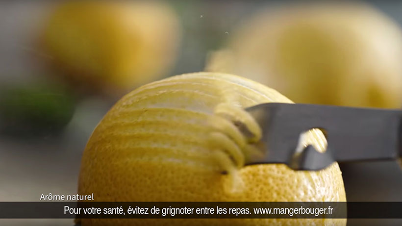 Gerble TV Commercial - Lizet Hartley Food Styling